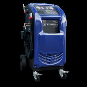 Automataváltó tisztító és olajcserélő gép
